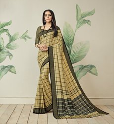 PR Fashion, New Jute Silk Saree