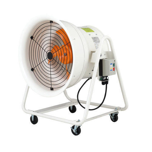 Suiden Large Portable Exhaust Fan, Toyota Tsusho India ...
