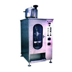 Milk Packing Machine closed body