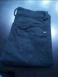 Cotton Printed Denim Jeans