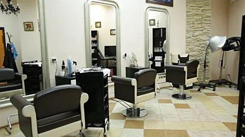 Salon Interior Designing, 3D Interior Design Available : Yes ...