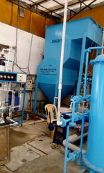 Food Industries Effluent Treatment Plant