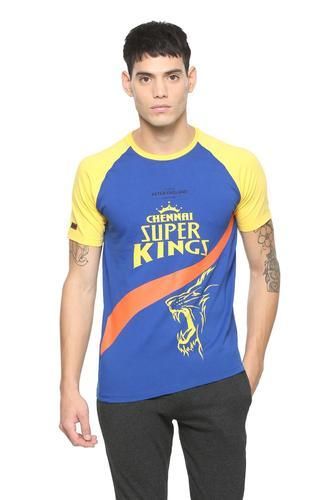 1e930a37 T Shirts - Peter England Yellow T Shirt Retailer from Bengaluru