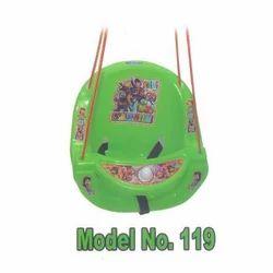 Green Baby Swing Jhoola
