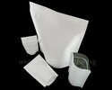 White Paper Stand up Bags