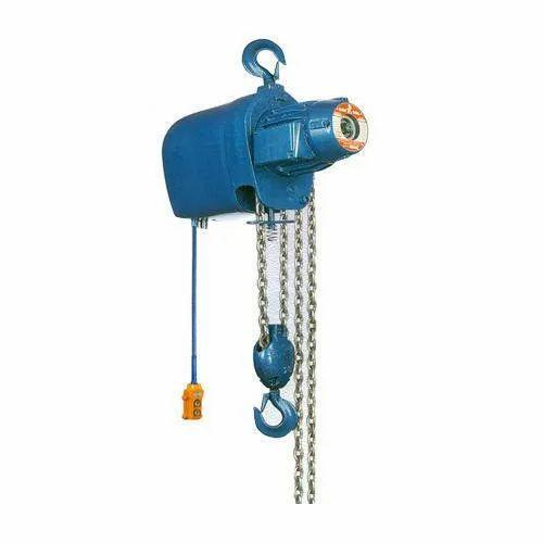 Indef electric hoist truck tool storage
