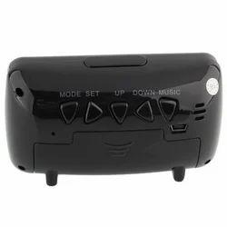 Full HD Table Clock Mini Camera