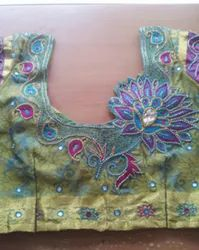 Bridal Blouse Designing Embroidery Work In Nanganallur Chennai Silky Knot Id 15085370748,Design Of Experiments Software