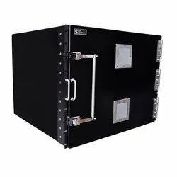 RF emi shielded tent enclosures