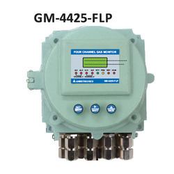 Four Channel Gas Monitor