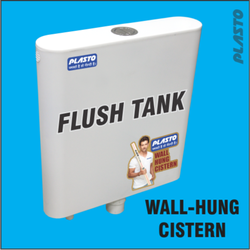 Wall Hung Flush Tank