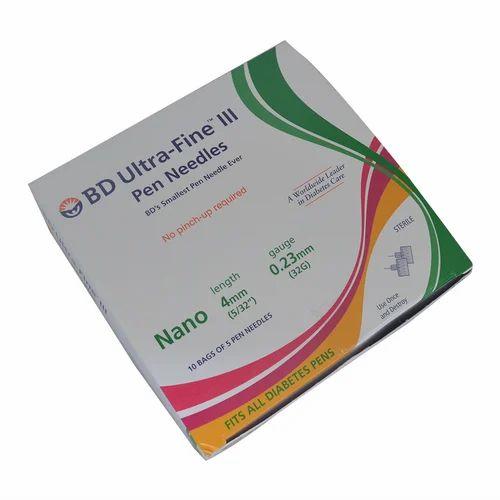 Bd Nano Pen Needles Price