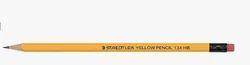 Staedtler Yellow Pencil