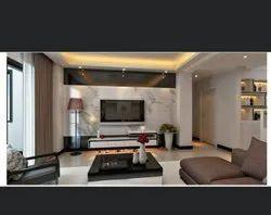 Home Interiors, Work Provided: False Ceiling/POP