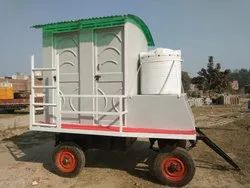 Mobile Toilet Van