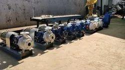 Heavy Duty Chemical Process Pump