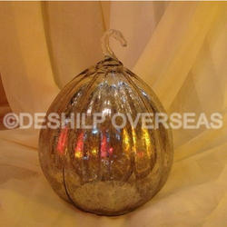 Brinjal Table Top Christmas Finials