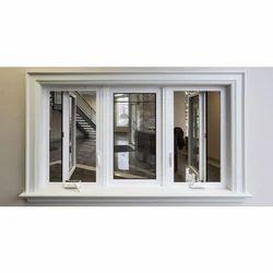 Aluminium Hinged Casement Windows