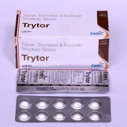 Trypsin, Bromalein Rutoside Tablets