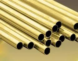 Brass Tubes 80:20, Packaging Type: In Wooden Case., Material Grade: Cu85zn15 And Cu80zn20