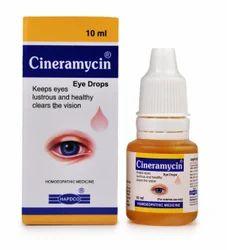 Hapdco Cineramycin Eye Drops, Packaging Size: various