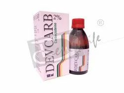 Carbocisteine Syrup 2%