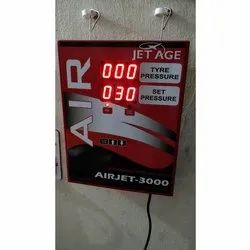 AirJet-3000 Robust Automatic Tyre Inflator