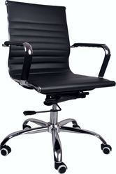 Black Escalera Conference Office Chair