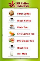 Live Tea vending machine supplier