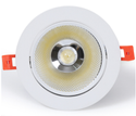 COB LED Down Light-with Lens