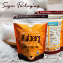 Custom Printed Sugar Packaging Bags