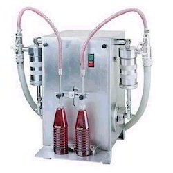 Semi Automatic Volumetric Bottle Filling Machine