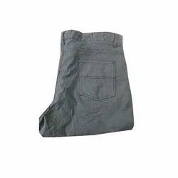 Plain Casual Wear Ladies Cotton Pant