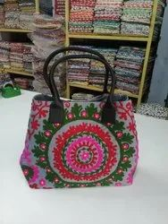 Ladies Embroidery Hand Bag