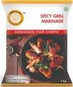 Vkl Chef Art's Red Spicy Grill Marinade Powder 1kg, Packaging: Packet