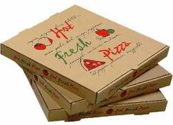 Corrugation Kraft Pizza Box