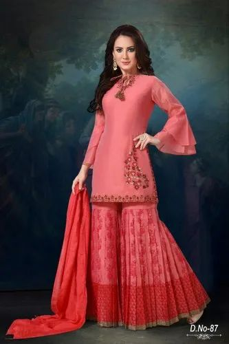 6a1925b37a Ladies Daily wear Suits Manufacturer in India - Anarkali Suits for Ladies  Exporter from New Delhi