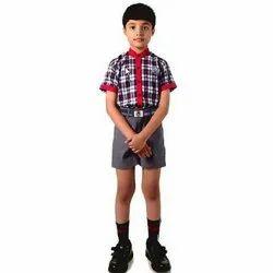 Cotton Boys School Uniform