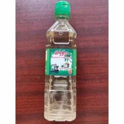 Indira 500ml Coconut Oil, Packaging Type: Plastic Bottle, Rich in vitamin
