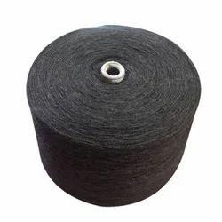 MVS Black Melange Yarn