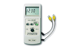 LUTRON -THERMOMETER CALIBRATOR - Model - TC-920