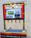 4 Nozzle Automatic Pani Puri Making Machine