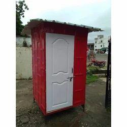 Fiber Guard Cabin