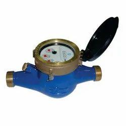Brass Analog Itron Water Meters, Warranty: 1 Year, Size: 15-100 mm