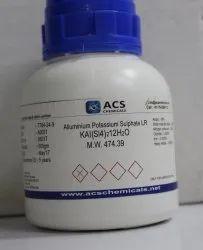 Alluminium Potassium Sulphate