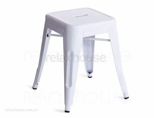 Tolix Bar Stool Size 21 Inch Rs 1500 Piece Jain Furniture Id