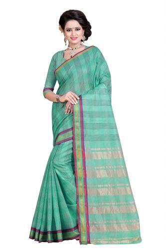 3e59ce6bb446e0 Sky Blue Cotton Plain Designer Saree, Rs 375 /piece, Fabliva Online ...