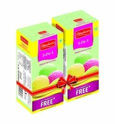 Dinshaw's 3-in-1 packs (700 700 ml), Packaging Type: Carton