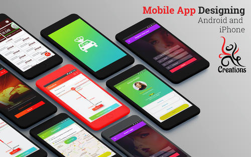 Apps Ui Design Services, Ui Design Services - Nand Creations, Pune
