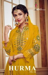 Faux Georgette Salwar Suit